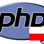 PHP – wiele języków – poradnik/tutorial