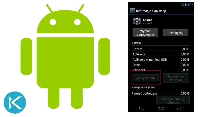 android-czyszczenie