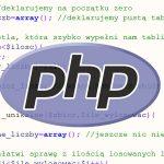 PHP – losowanie liczb bez powtórzeń