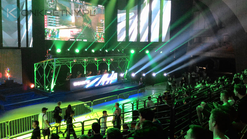 Esport Now 2017 - scena CS GO